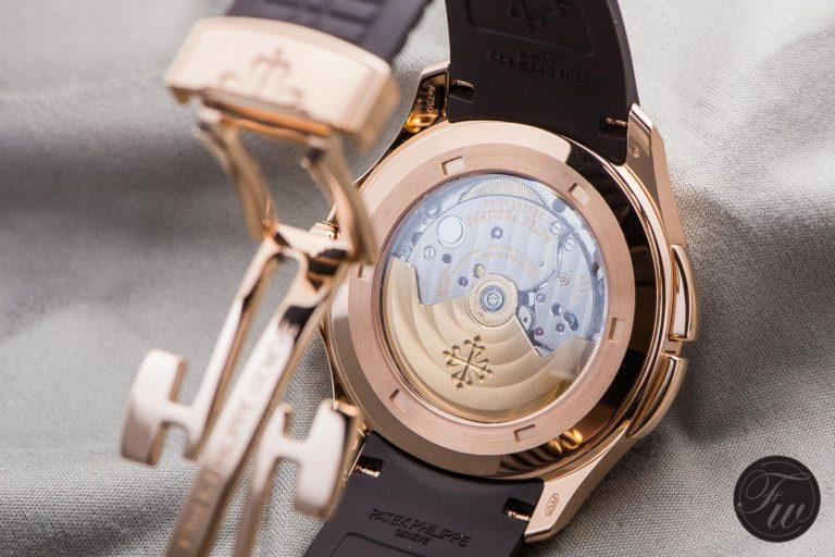 Oro Di Lusso Replica Patek Philippe Aquanaut Travel Time 5164r