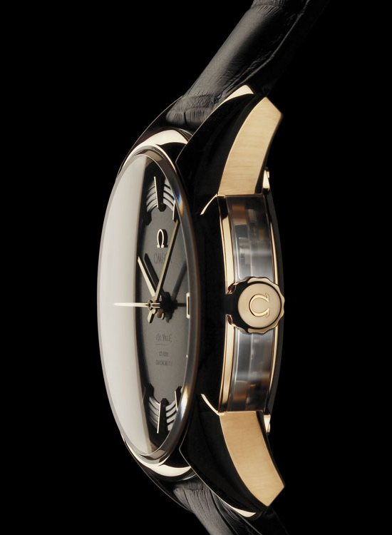 Orologi Replica Omega De Ville Hour Vision Svizzeri