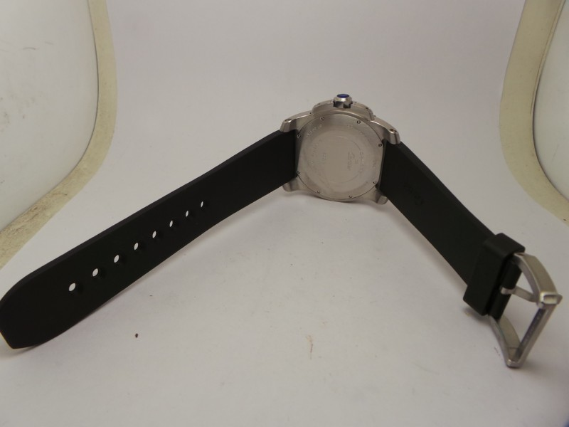 Calibre De Cartier Diver Replica Orologio
