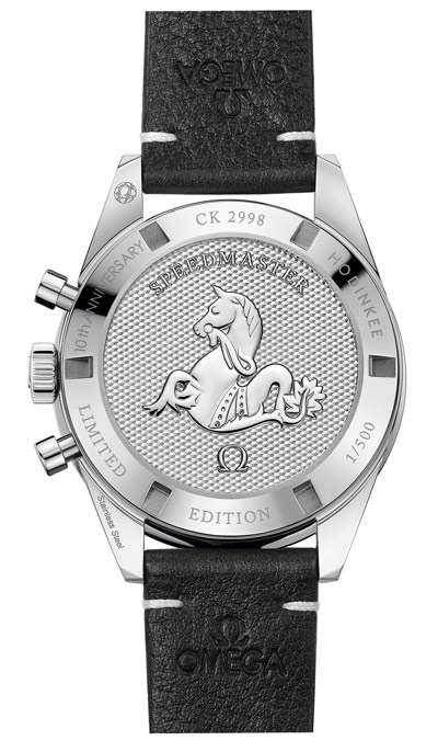 omega speedmaster hodinkee indietro replica