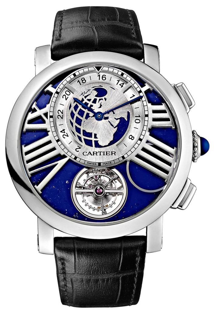 Cartier Replica Orologio Terra E Luna