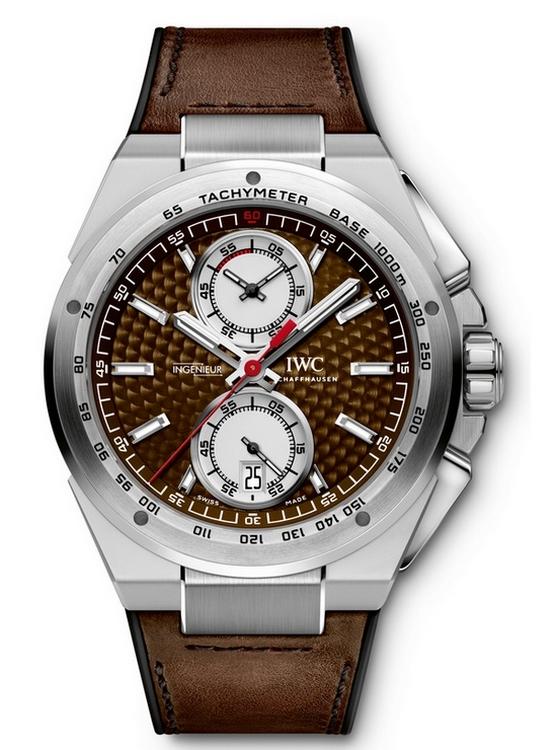 Repliche IWC Ingenieur Chronograph Silberpfeil IW378511
