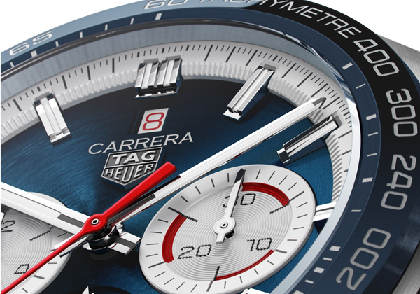 Orologi Falsi Tag Heuer Carrera Chronograph Sport 44 mm